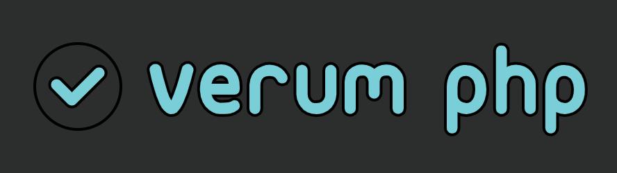 Verum PHP Validator